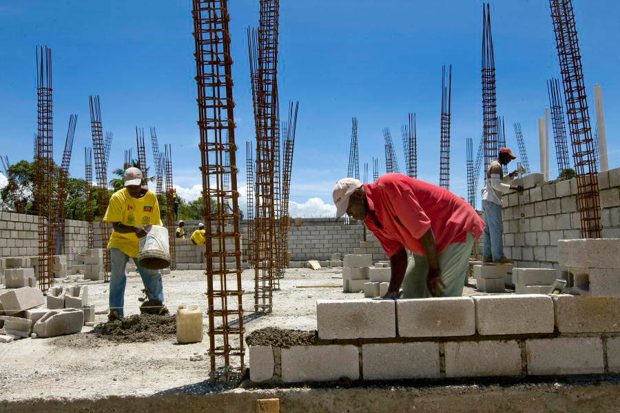 Taking It Easy: The High Costs of Construction in Haiti