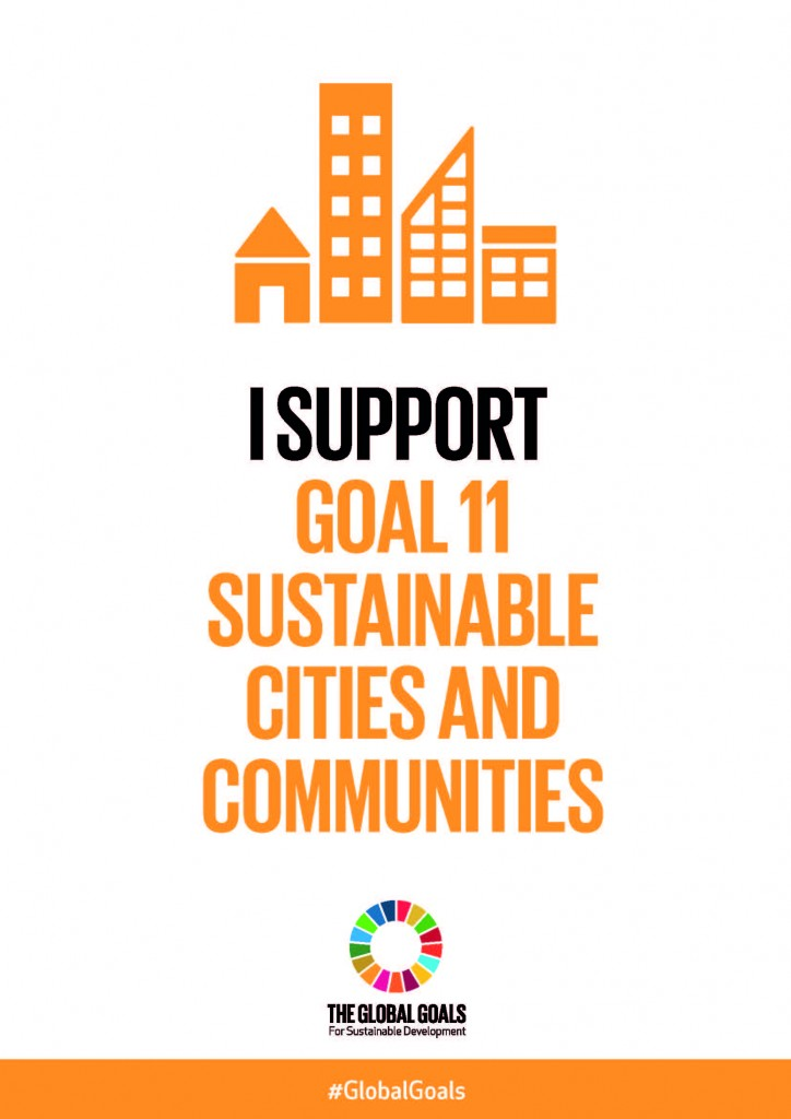SDG 11: Build Inclusive, Safe and Sustainable Cities and Human Settlements