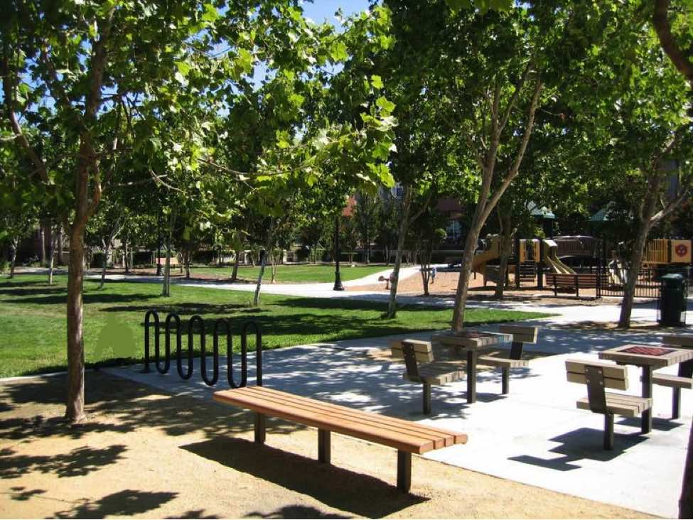 Public amenities like inviting, well-designed, verdant parks offer safe, stimulating environments for children. Exposure to green trees and places for safe active play, along with quality, affordable family housing help to alleviate the chronic stress exposures of children who grow up in poverty.